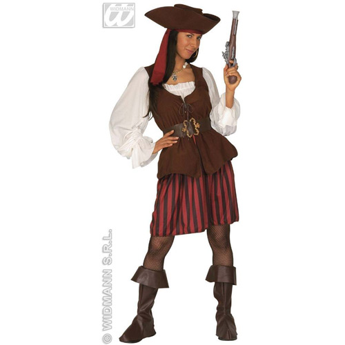 AFFITTO COSTUME PIRATESSA