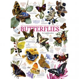 BUTTERFLY COLLECTION - Puzzle 1000 pz