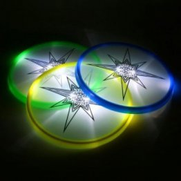 FRISBEE LUMINOSO SKYLIGHTER 24 CM