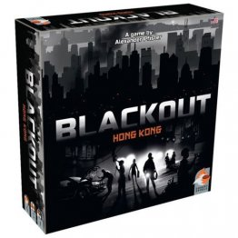 offerta BLACK OUT HONG KONG