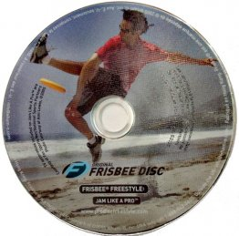 CD TUTORIAL FRISBEE FREESTYLE