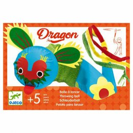 DRAGON - PALLA COMETA