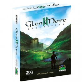 GLEN MORE II - Chronicles