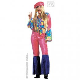 AFFITTO COSTUME HIPPY DONNA